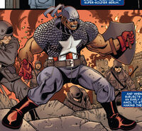 Isaiah Bradley (Earth-616) from Young Avengers Presents Vol 1 1 0001