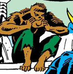 Jack Russell (Earth-77640) from Fantastic Four Roast Vol 1 1 0001