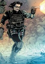 James Buchanan Barnes (Earth-16832) from Planet Hulk Vol 1 1 001