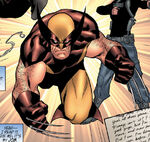 James Howlett (Earth-8351) from What If Spider-Man Vs. Wolverine Vol 1 1 0001