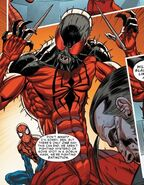 Kaine Parker (Earth-616) from Scarlet Spiders Vol 1 3