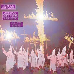 Ku Klux Klan (Earth-TRN133) in Deadpool Max Vol 1 3 001
