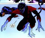 Kurt Wagner (Earth-7642) from WildC.A.T.s X-Men Vol 1 The Modern Age 001