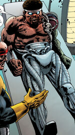 Luke Cage (Earth-2149) from Marvel Zombies 2 Vol 1 3 0001