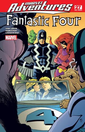 Marvel Adventures Fantastic Four Vol 1 27
