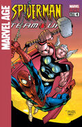 Marvel Age Spider-Man Team-Up Vol 1 4