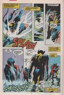 Marvel Comics Presents Vol 1 102 page -- Kurt Wagner & James Howlett (Earth-616)