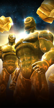 Marvel Contest of Champions Gold Realm