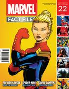 Marvel Fact Files Vol 1 22