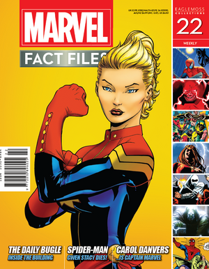 Marvel Fact Files Vol 1 22