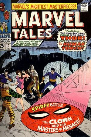 Marvel Tales Vol 2 17