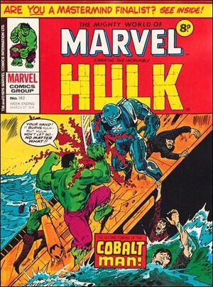 Mighty World of Marvel Vol 1 182