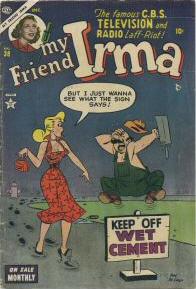 My Friend Irma Vol 1 38