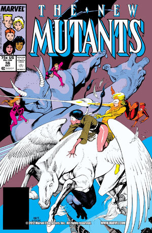 New Mutants Vol 1 56