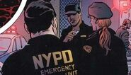 New York City Police Department (Earth-7642) from Batman Daredevil King of New York Vol 1 1 001