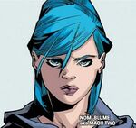 Nomi Blume (Earth-1610) from Ultimate Comics X-Men Vol 1 25
