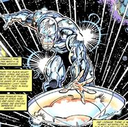 Norrin Radd (Earth-616) from Silver Surfer Superman Vol 1 1 001