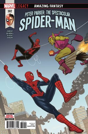 Peter Parker The Spectacular Spider-Man Vol 1 302