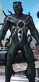 Poison (Peter Parker) from Spider-Man Unlimited (Video Game) 0001