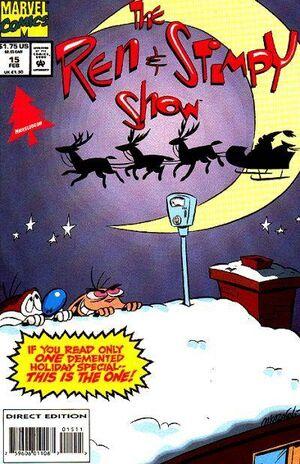 Ren & Stimpy Show Vol 1 15