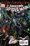 Secret Invasion Amazing Spider-Man Vol 1 1