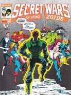 Secret Wars (UK) Vol 1 24