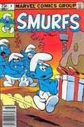Smurfs Vol 1 3