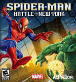 Spider-Man Battle For New York (Earth-TRN131)