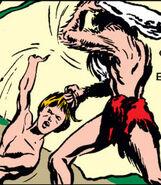 Tuk (Earth-616) from Captain America Comics Vol 1 1 0001