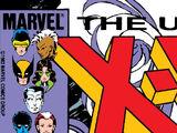 Uncanny X-Men Vol 1 180