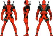 Wade Wilson (Earth-616) from Official Handbook of the Marvel Universe Master Edition Vol 1 25 0001