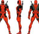 Deadpool's Suit/Gallery