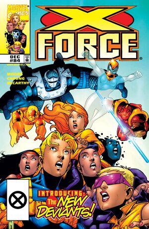 X-Force Vol 1 84