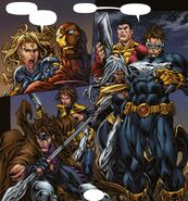 X-Men (Earth-9021) from What If? House of M Vol 1 1 0001