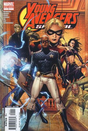 Young Avengers Special Vol 1 1