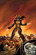 All-New Wolverine Vol 1 13 Lim Variant Textless