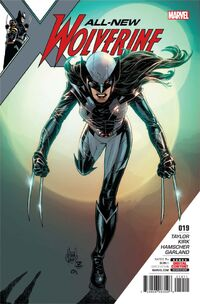 All-New Wolverine Vol 1 19