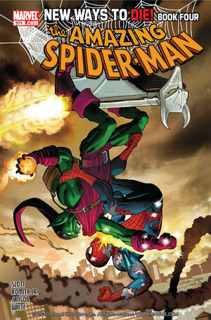 Amazing Spider-Man Vol 1 571