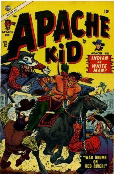 Apache Kid Vol 1 12