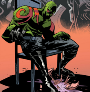 Arthur Douglas (Earth-616) from Guardians of the Galaxy Infinite Comic Vol 1 1 0001