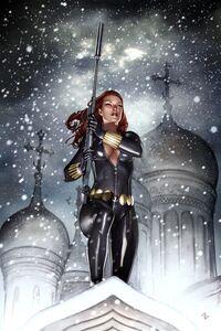 Black Widow Deadly Origin Vol 1 2 Textless