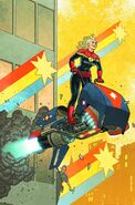 Captain Marvel Vol 7 12 Textless
