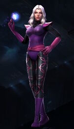 Clea Strange (Earth-TRN012) from Marvel Future Fight 001