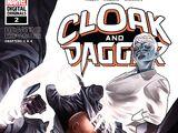 Cloak and Dagger: Negative Exposure - Marvel Digital Original Vol 1 2
