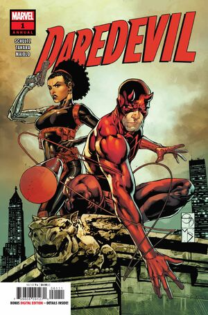 Daredevil Annual Vol 5 1