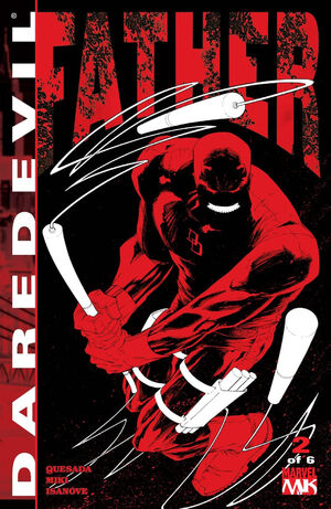 Daredevil Father Vol 1 2