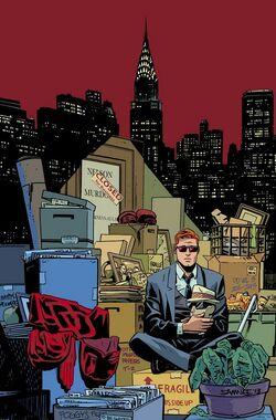 Daredevil Vol 3 36 Textless