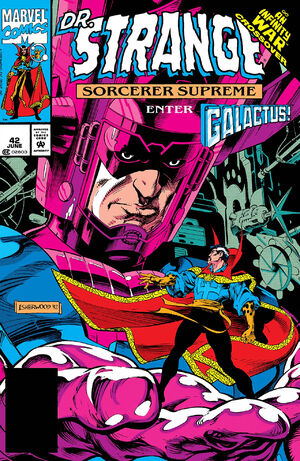 Doctor Strange, Sorcerer Supreme Vol 1 42