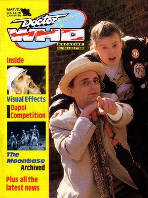 Doctor Who Magazine Vol 1 138