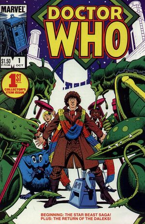 Doctor Who Vol 1 1